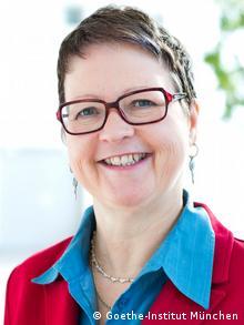 Η καθηγήτρια Γερμανικών Ίνγκριντ Κέστερ από το Ινστιτούτο Γκέτε