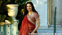 Bollywood-Schauspielerin Juhi Chawla