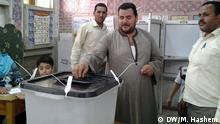Präsidentschaftswahlen in Ägypten 27. 05. 2014