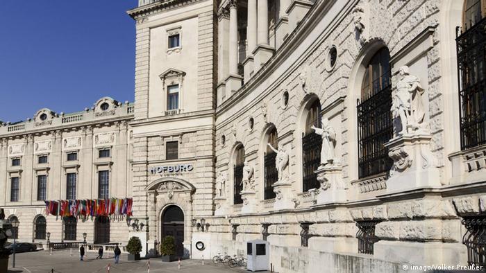 OSZE Sitz Wien Hofburg