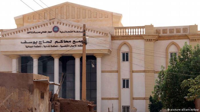 Sudan Karthum Gericht Verurteilung Christin