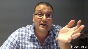 Wahlen in Ägypten Wahlbeobachter Maged Sorour