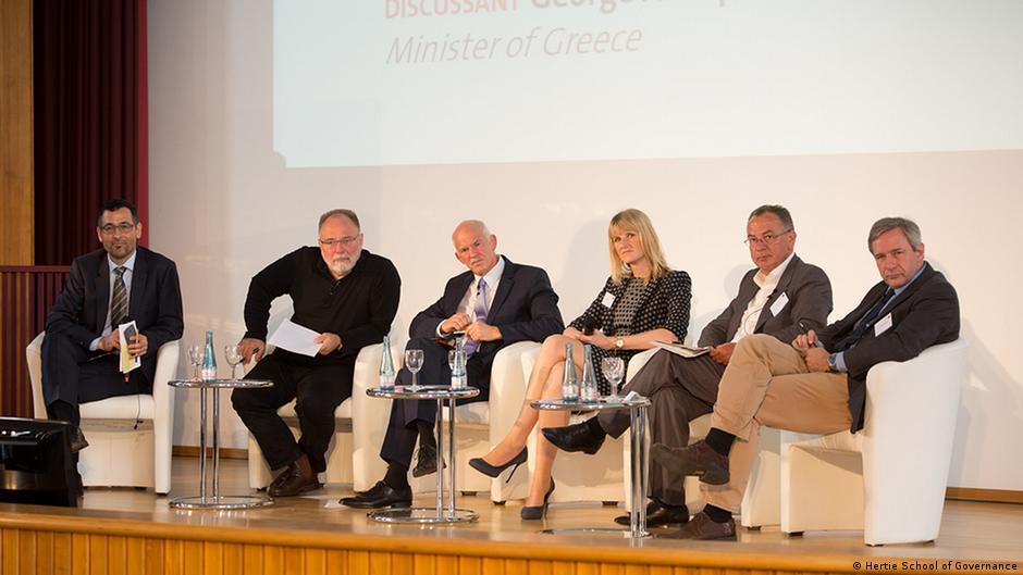 Aπό το διεθνές συνέδριο του Hertie School of Governance στο Βερολίνο