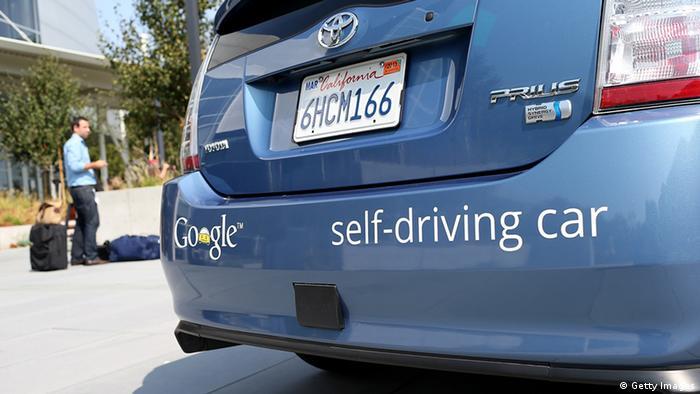 Автомобіль-самохід від Google