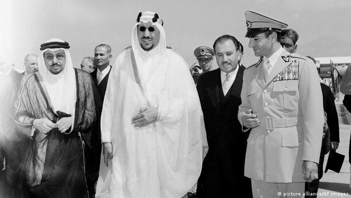 Bildergalerie Iran Historischer König Schah Mohammed Reza