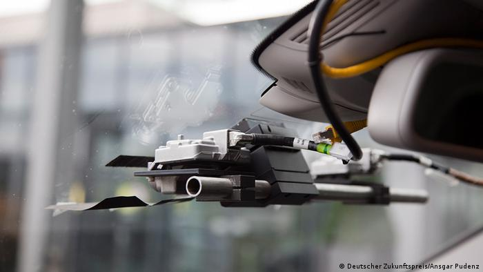 Deutscher Zukunftspreis 2011 Nominierung Daimler Technologie