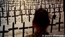 Deutschland Ausstellung Der Erste Weltkrieg im DHM in Berlin
