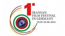 Logo , 1. Iranisches Film Festival , Deutschland, First Iranian Film Festival in Germany, Iran, Filmfestival