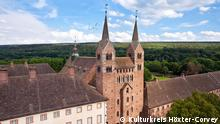 Schloss Kloster Corvey an der Weser