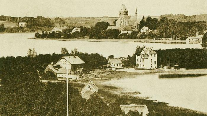 Старая фотография Ратцебурга