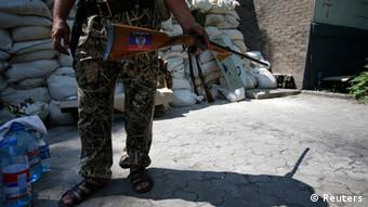 Ostukraine Krise 28.05.2014 Donezk