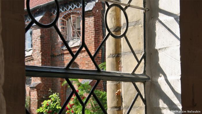 Окно во внутренний двор