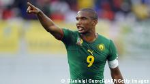 Interaktiver WM-Check 2014 Keyplayer Kamerun Eto'o