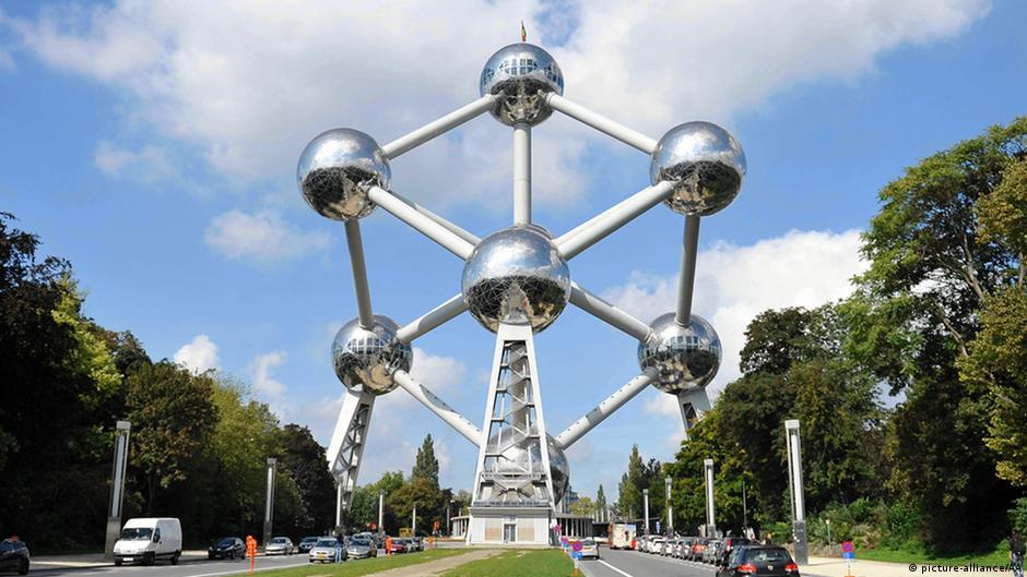 السياحة في بروكسل الأتوميوم