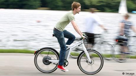 E-Bike-Fahrer (Foto: Imago)