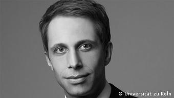Nikolaos Gazeas, Uni Köln (Foto: Uni Köln)