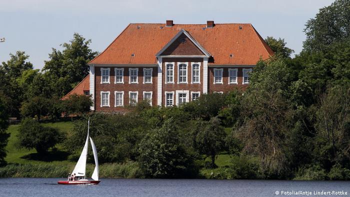 Окружной музей в бывшей городской резиденции герцогов Мекленбурга