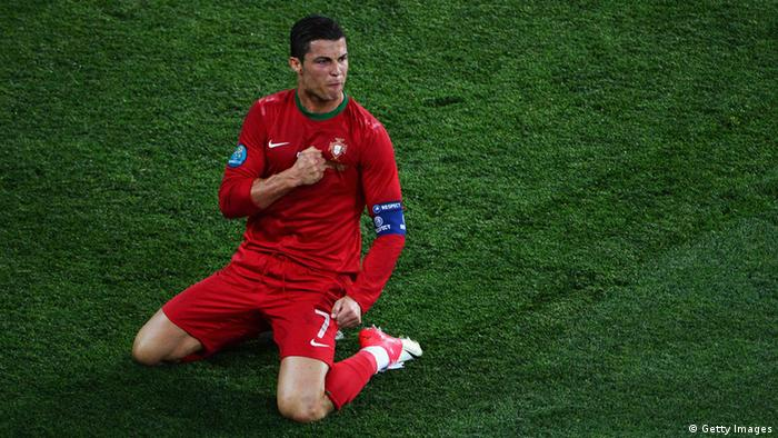 Interaktiver WM-Check 2014 Keyplayer Portugal Ronaldo