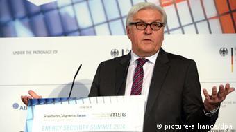 Internationale Konferenz zur Energiesicherheit Steinmeier 28.05.2014