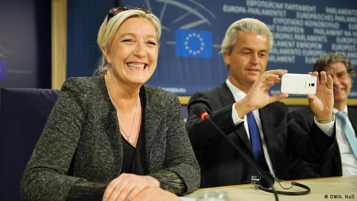 Eurocéticos não conseguem formar bancada no Parlamento Europeu