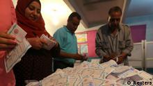 Präsidentschaftswahlen in Ägypten 28.05.2014