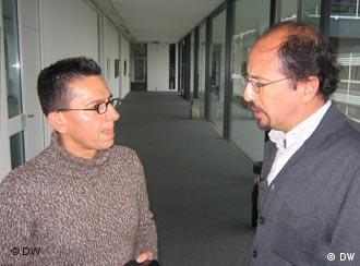 José Ospina entrevista a José Luis Orihuela, jurado de The Bobs.