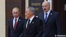 Kasachstan Gründungsvertrag für die Eurasische Wirtschaftsunion 29.05.2014