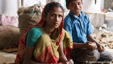 Bangladesch Kinderarbeit Hausangestellte