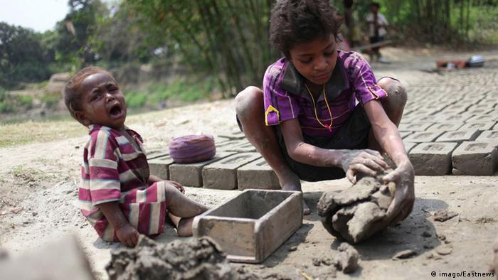 Indien Kinderarbeit (imago/Eastnews)