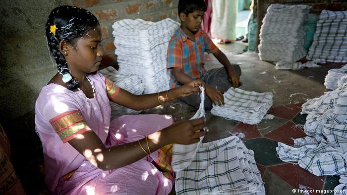 Indien Kinderarbeit