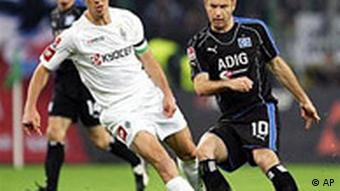 Sergej Barbarez u dresu HSV-a (arhivska snimka iz 2005.)
