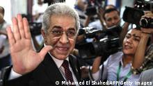 Präsidentschaftswahlen in Ägypten 26.05.2014 Hamdeen Sabbahi