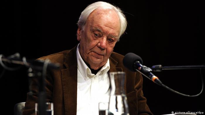 Schriftsteller Jürgen Becker (Foto: dpa)