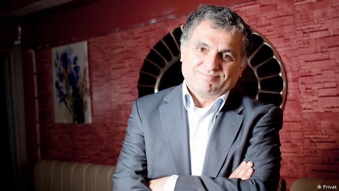 Ruşen Çakır founded the Medyascope site (Photo: DW)