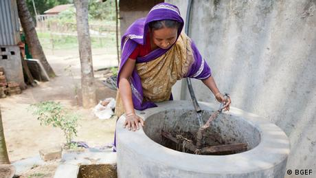 Saolarenergie in Bangladesch Bright Green Energy Foundation Biogas