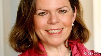 Alman Otel ve Restoranlar Birliği Başkanı Ingrid Hartges