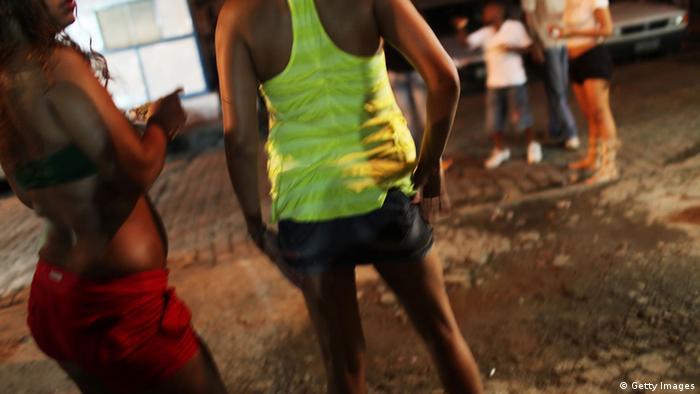 Symbolbild - Prostitution in Brasilien (Foto: Getty Images)