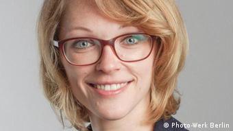 Dorothea Czarnecki von ECPAT Deutschland e.V. (Foto: Photo-Werk Berlin)