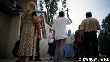 Alltag in der Ostukraine Orthodoxe Prozession