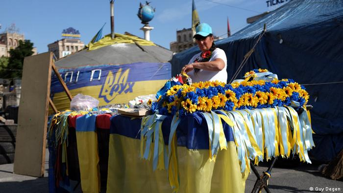 Maidan Tour Kyiv Ukraine