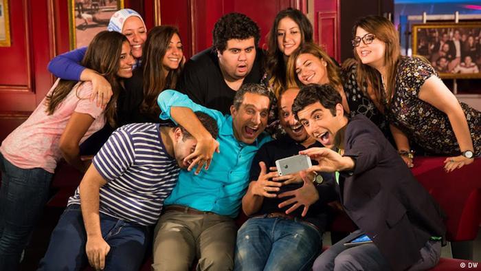 Ägypten - Interview mit Bassem Youssef