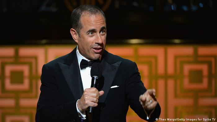 Jerry Seinfeld (Theo Wargo/Getty Images for Spike TV)