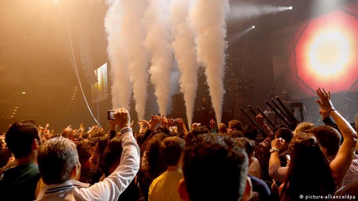 Swedish House Mafia HOPE Concert für den Iran 2013