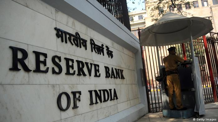 Indien - Federal Reserve Bank of India (Getty Images)