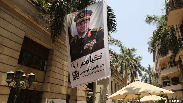 Präsidentschaftswahlen in Ägypten (Reuters)