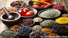 Symbolbild - Kochen mit Farben