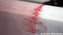 Symbolbild Seismograph