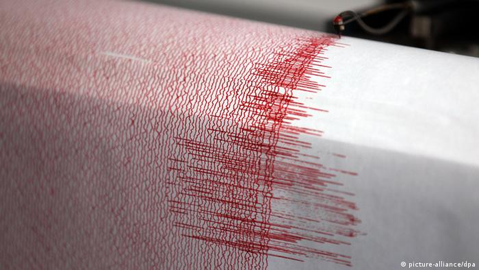 Seismograph (picture-alliance/dpa)