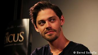 Tom Payne (Foto: DW)