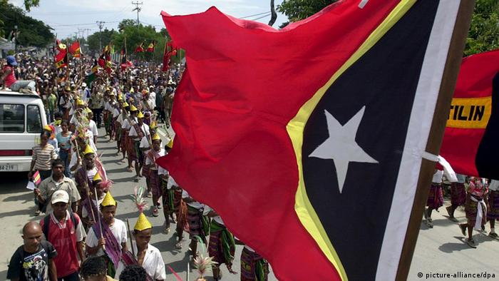 Symbolbild Osttimor Unabhängigkeit